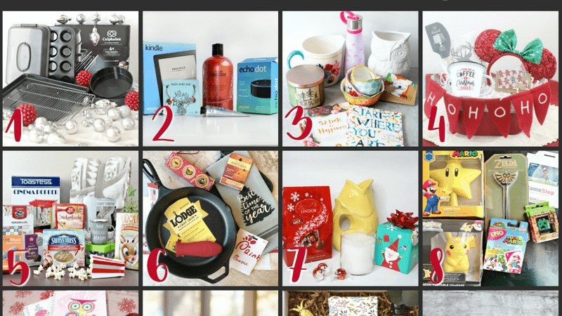 Enter the My Favorite Things Holiday Giveaways 2017