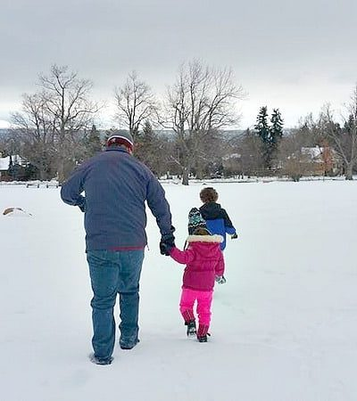 Plan some winter break activities for kids to keep them active and well!