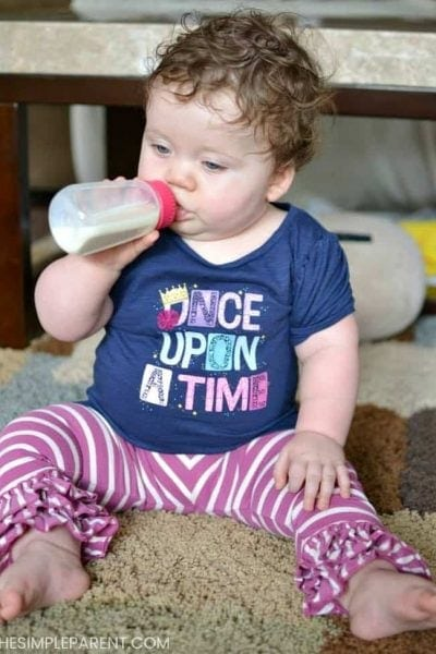 Easy Ways to Save Money on Baby Formula