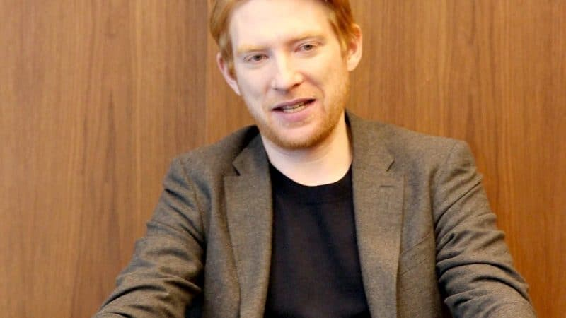 Domhnall Gleeson Shares About General Hux in Star Wars