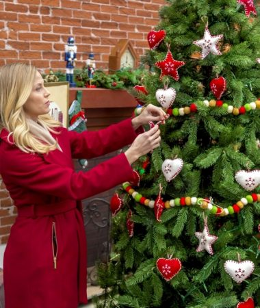 Check out Hallmark Channel Christmas Movies 2017 and don't miss the premiere of Sharing Christmas on December 10th!