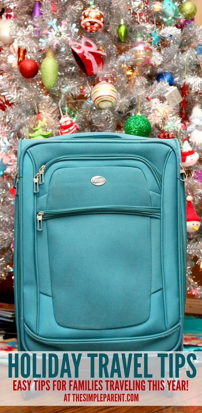 Being prepared is one of the best holiday travel tips but you have to balance it with being flexible too!