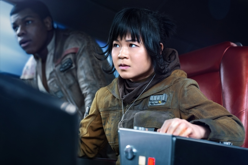 Meet Kelly Marie Tran and learn more about her character, Rose Tico, in Star Wars: The Last Jedi!