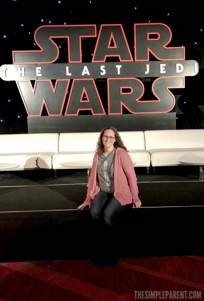 Check out the highlights of the Star Wars Episode VIII Press Day in Los Angeles! Star Wars: The Last Jedi opens in theaters on 12/15!
