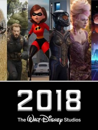 Check out the Disney Movies Coming Out in 2018! Marvel movies, Star Wars movies, animated and live action films!
