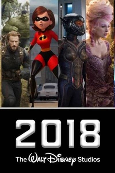 Disney Movies Coming Out in 2018 (Marvel & Star Wars too!)