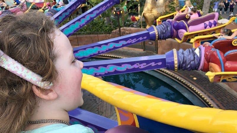 Walt Disney World® FastPass+ Rides for Preschoolers