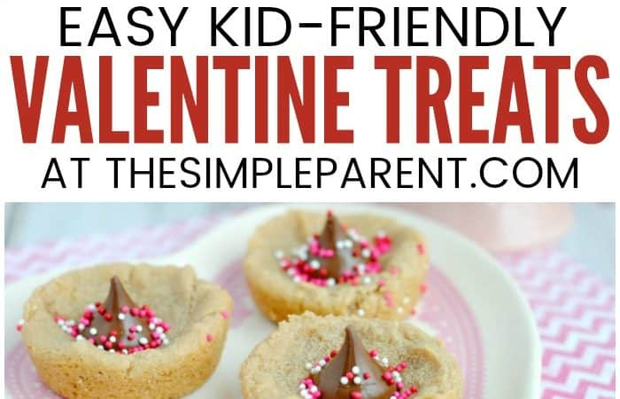 9 Easy Valentine Treats To Make With Your Kids