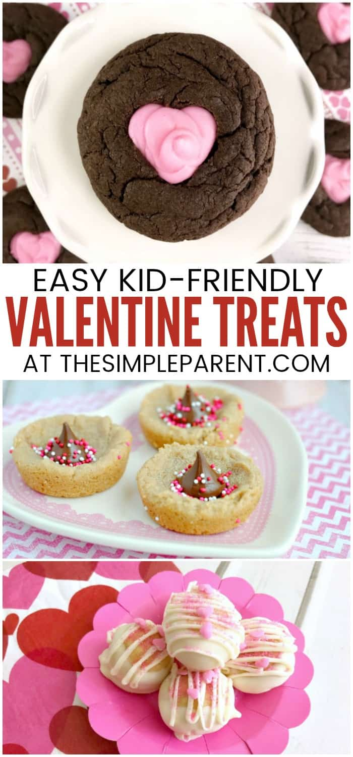 9 Easy Valentine Treats To Make With Your Kids The Simple Parent