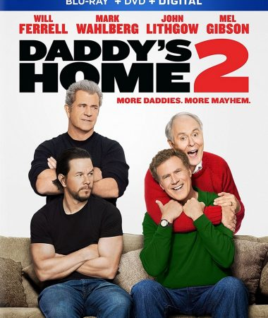 Daddy's Home 2 DVD is available on February 20th! Get your copy and enjoy a date night in!
