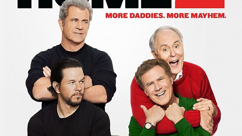 Daddy's Home 2 DVD for Date Night In & Giveaway