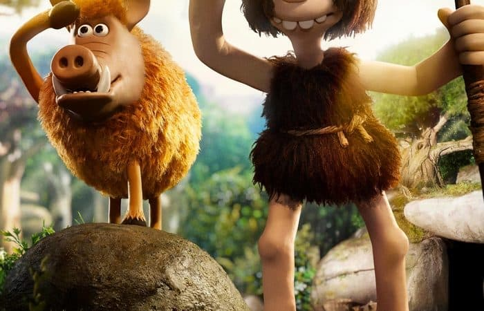 Early Man Movie Trailer & Giveaway