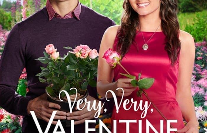 Hallmark Valentine Movies 2018: Very, Very Valentine (& Giveaway!)