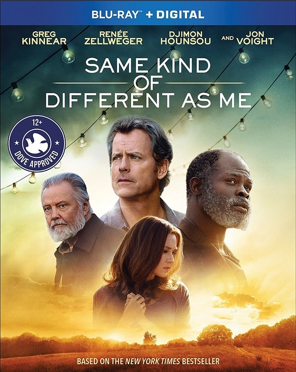 Same Kind of Different as Me will be available on Blu-ray and DVD on February 20th.