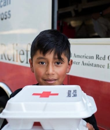 Red Cross Giving Day 2018 meals