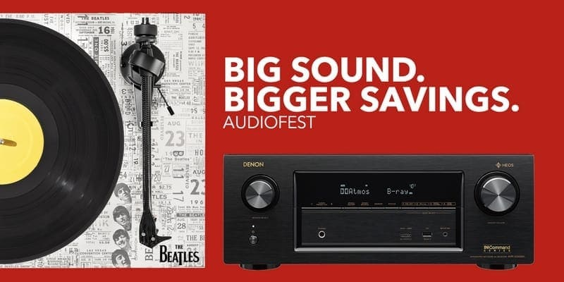 Magnolia March AudioFest at Best Buy has savings now!