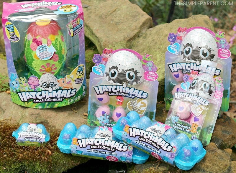 Hatchimals CollEGGtibles products