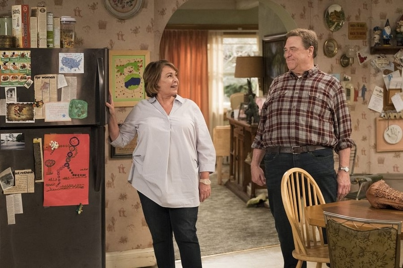 Dan is alive and part of the Roseanne Cast 2018!