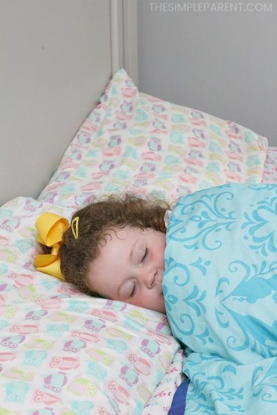 3 Ways to Make Toddler Bedtime Easier for Everyone
