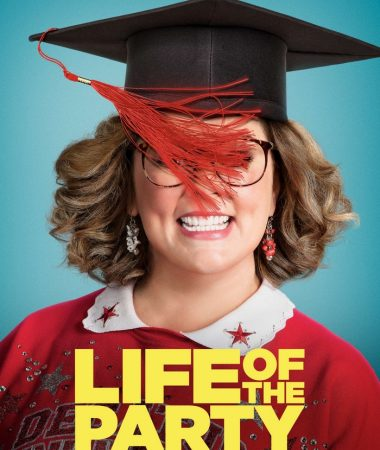 The Life of the Party movie starring Melissa McCarthy opens in theaters on May 11th!