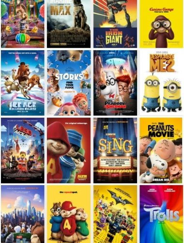 Some of the best movies featured in the 2018 Regal Summer Movie Express movie schedule!