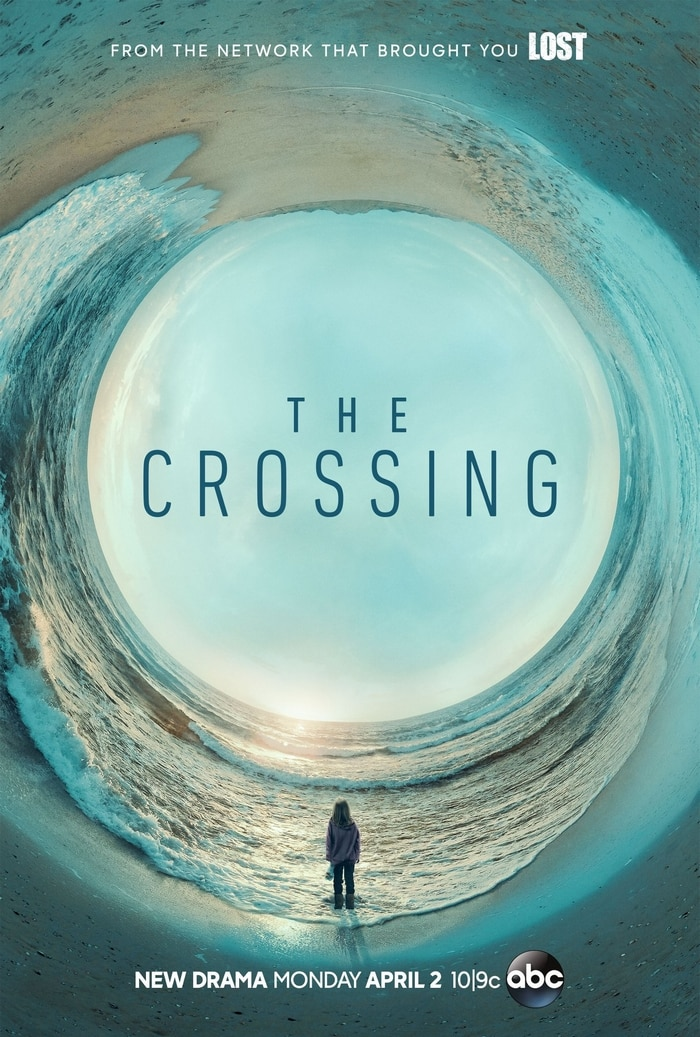 Watch The Crossing on ABC to figure out the mystery behind the refugees!