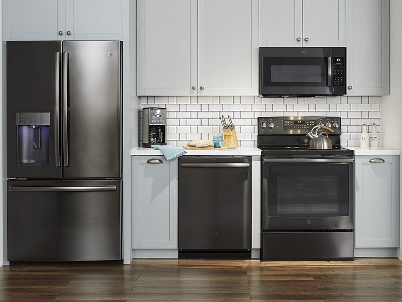 How Black Stainless Steel Appliances Take Kitchens To The Next Level