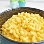 Make easy Velveeta mac and cheese for your family's dinner!