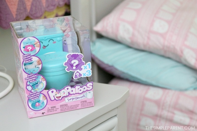 Pooparoos Surpriseroos make great gifts for kids.