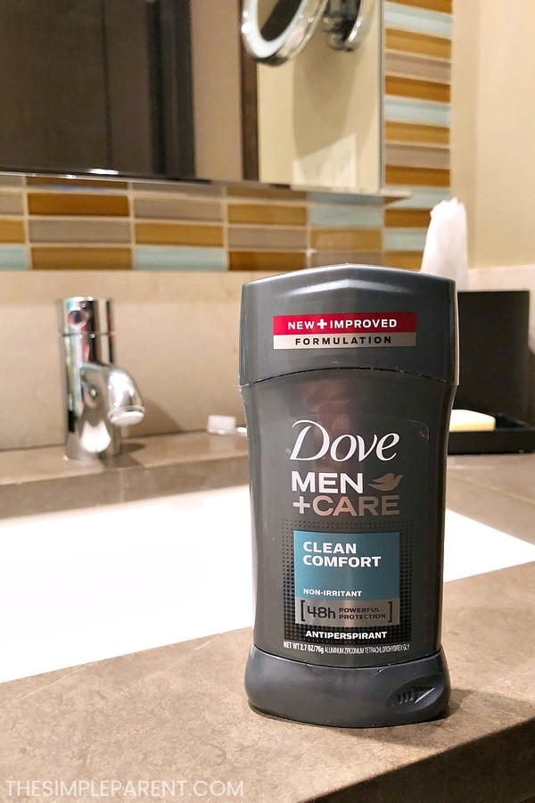 Dove Men+Care Comfort Clean Deodorant