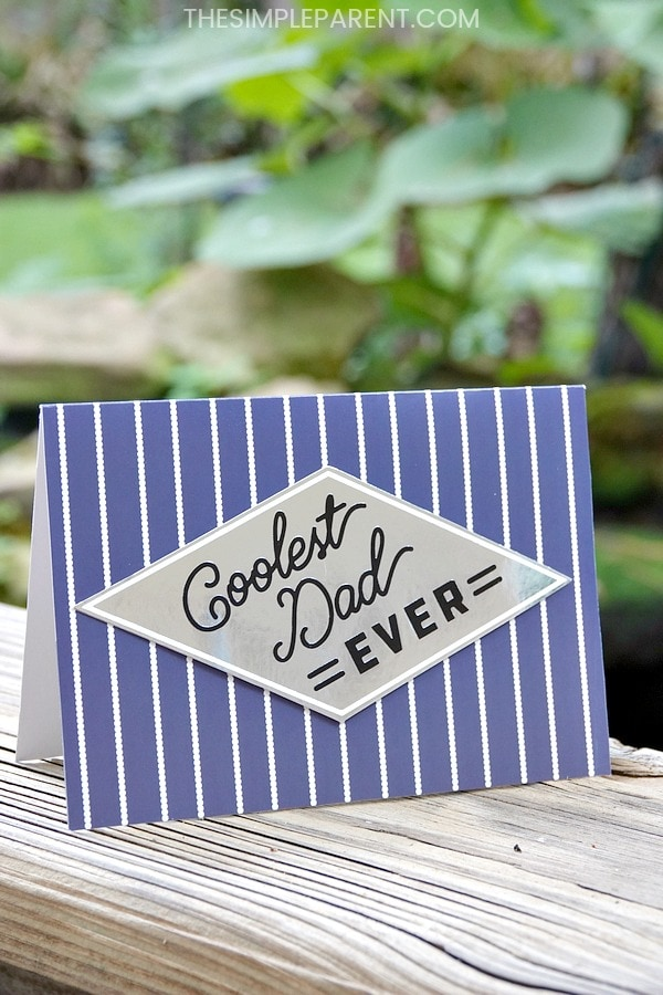 Easy Ways to Make Father's Day special include thoughtful cards and time