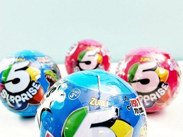 Unboxing ZURU 5 Surprise Toys for Summer Fun
