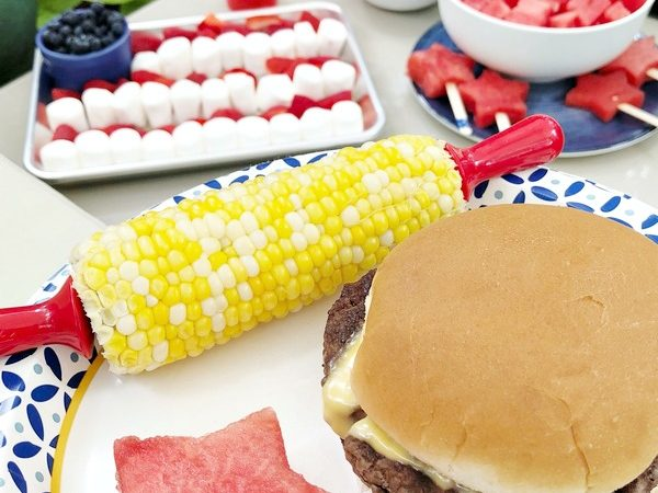 Easy Fourth of July Food Makes Entertaining Simple