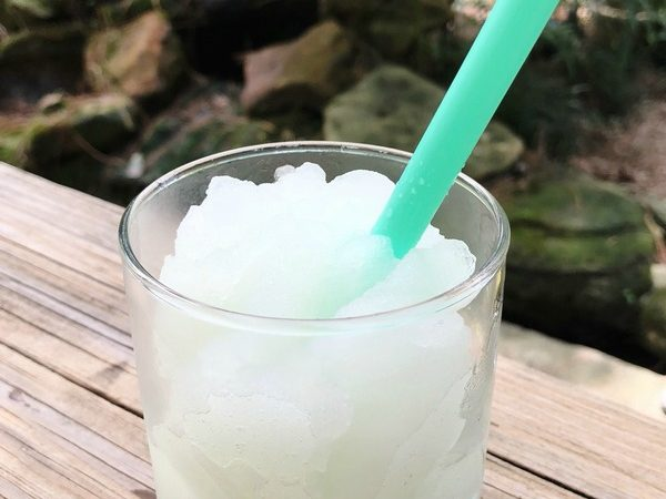 Keeping Cool with Frozen Lemonade Slushies All Summer Long!