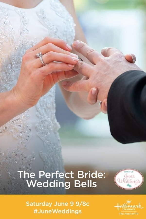 The Perfect Bride: Wedding Bells is one of this summer's Hallmark Channel movies.