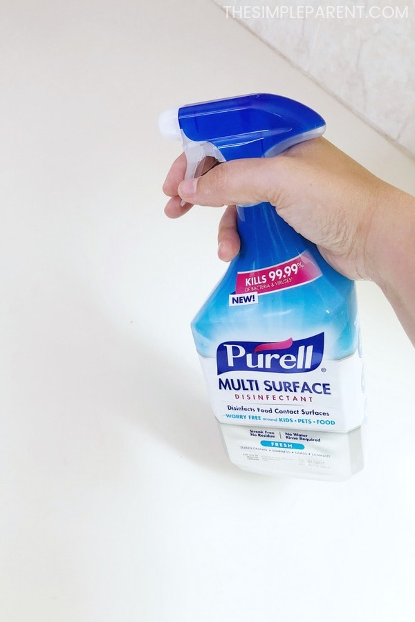 Purell Multi Surface Disinfectant