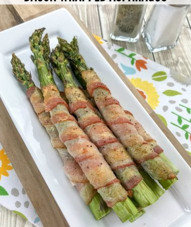 Bacon Wrapped Asparagus Recipe Packs the Flavor!