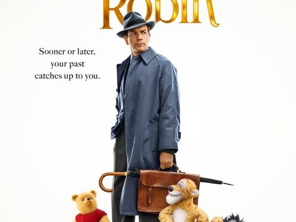 Going to See the New Christopher Robin Movie?