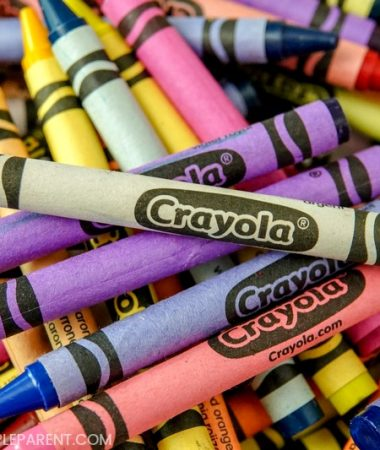 Crayola Thank a Teacher for the Chance to Win!