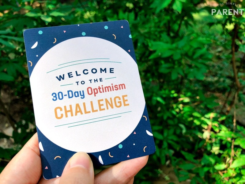 How to Be More Optimistic by joining the Frost Bank 30 Day Optimism Challenge