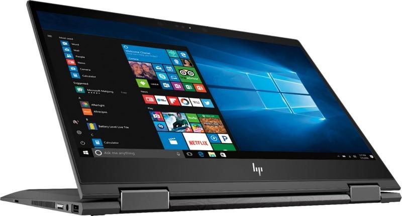 HP Envy x360 Laptop tablet mode
