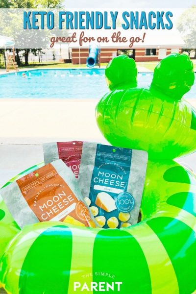 Keto Friendly Snacks Made Easy at the Pool