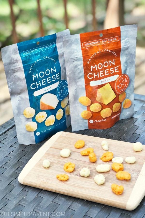 Moon Cheese keto friendly snacks