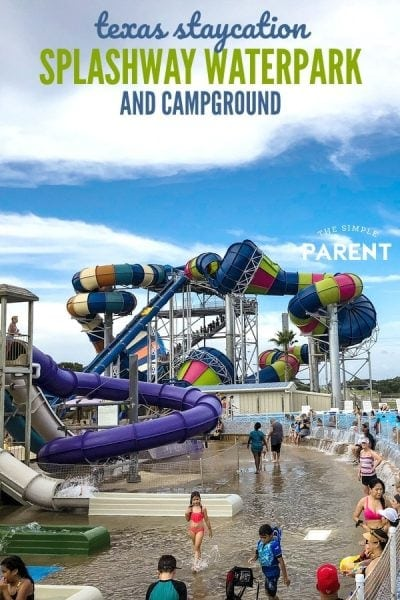 4 Reasons to Stay & Play at Splashway Waterpark