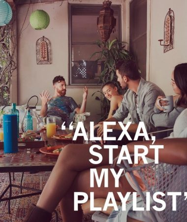 Use Alexa with Ultimate Ears Portable Speakers
