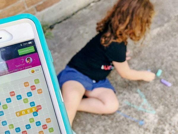 Words With Friends 2 is On the Go with Busy Moms!