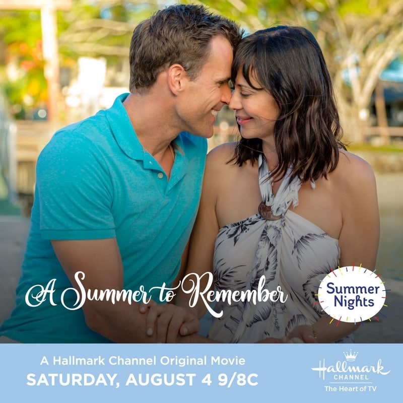 Summer Hallmark Channel Movies: A Summer to Remember