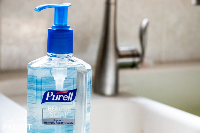Purell Healthy Soap Bottle