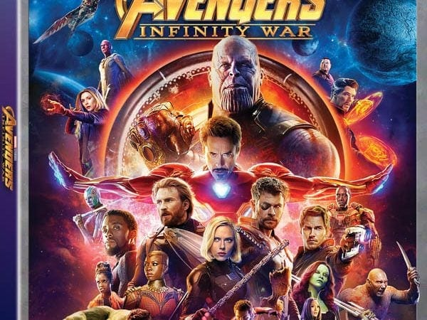Bring the Action Home with Avengers: Infinity War Blu-ray