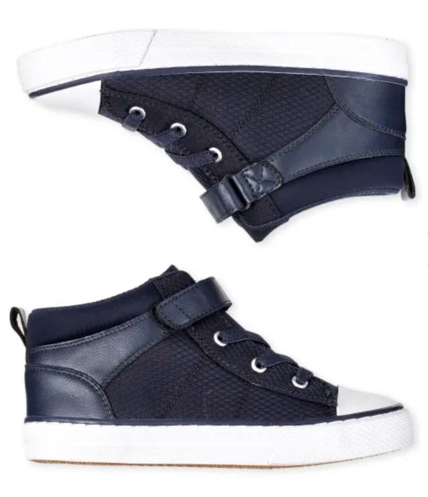 Back to School shoes from The Children's Place